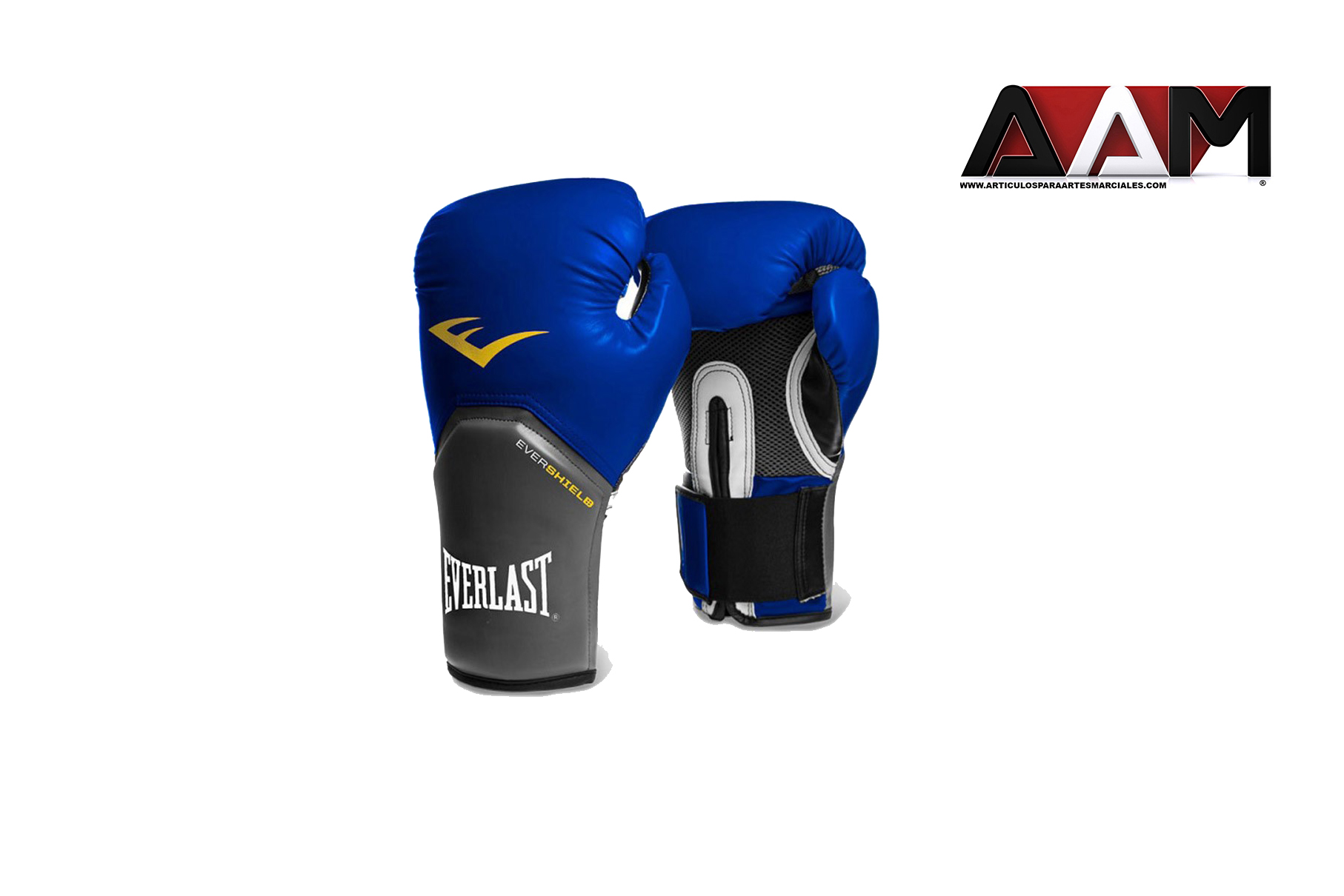 Guantes Everlast evershield 8 oz