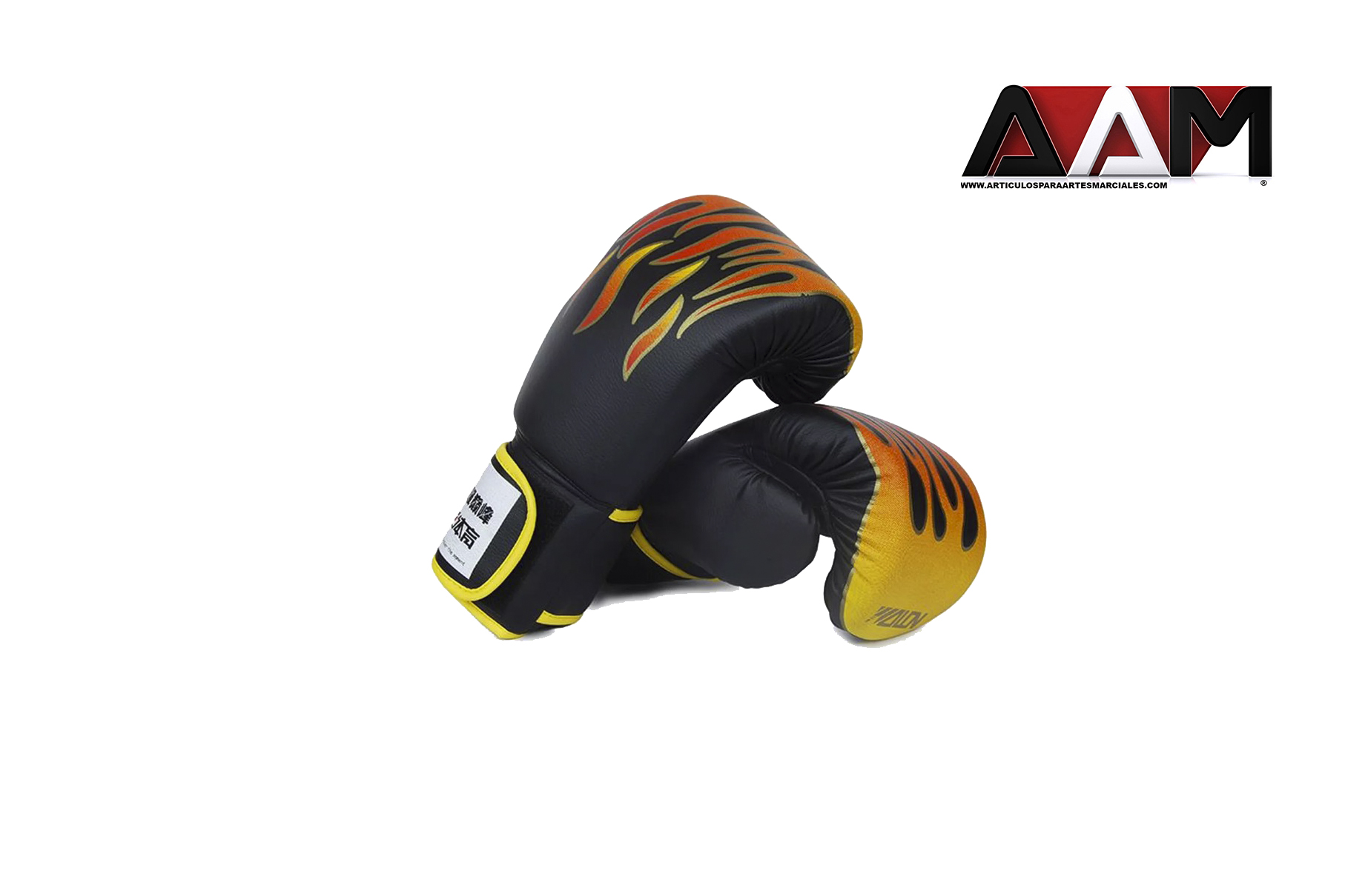 Guantes Box y Kick boxing Wolon 14 oz