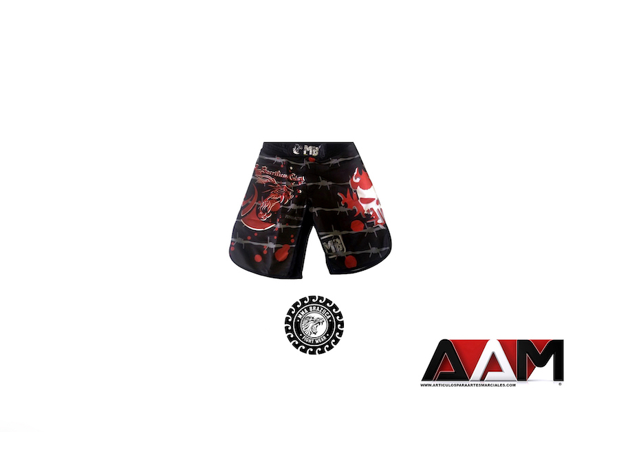 Shorts MMA Brazuca Fighter