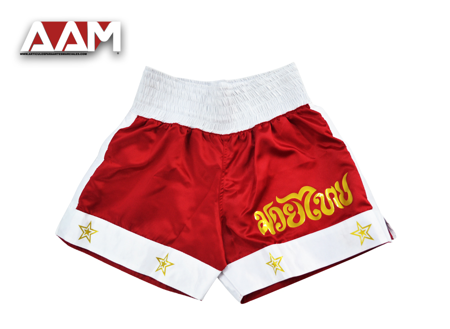 Shorts para Muay Thai y Kick boxing