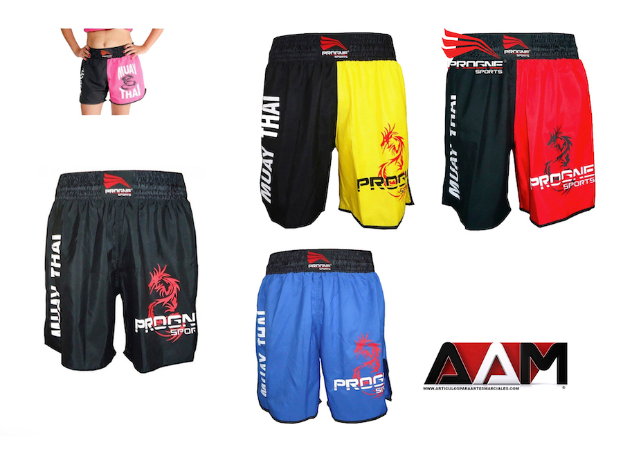 Shorts Muay Thai Progne Sports