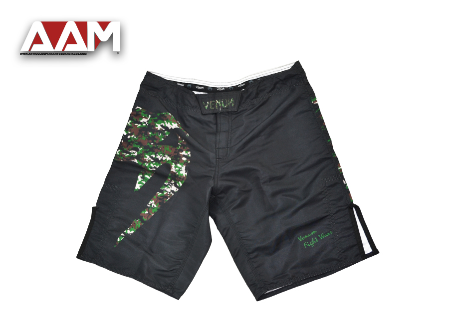 Shorts Venum Giant Black Camo
